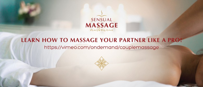 Couples Sensual & Tantric Massage Workshop