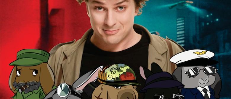 Jez Watts – Bun Runner: The Musical – Melbourne Comedy Fest