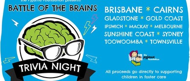The Pyjama Foundation's 'Battle of the Brains' Trivia Night