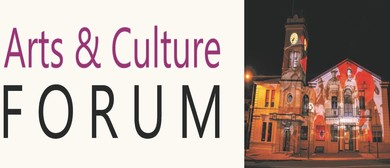 Arts and Culture Forum