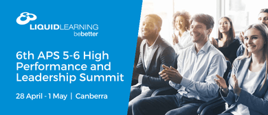 6th APS 5–6 High Performance and Leadership Summit
