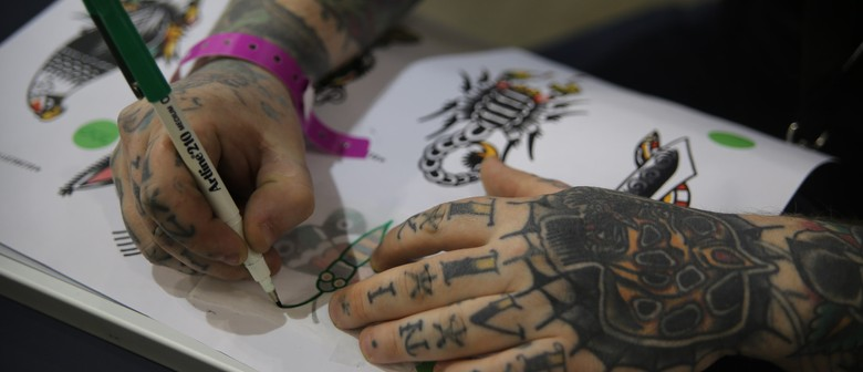 Australian Tattoo Expo – Brisbane 2020