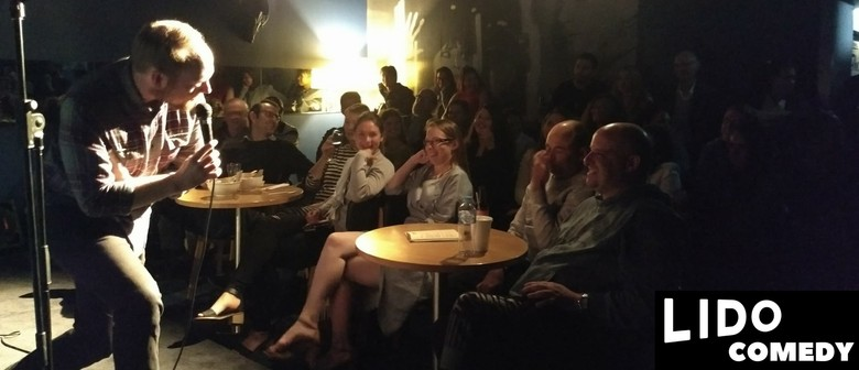 Lido Comedy Tuesdays - Free Stand Up Comedy: CANCELLED
