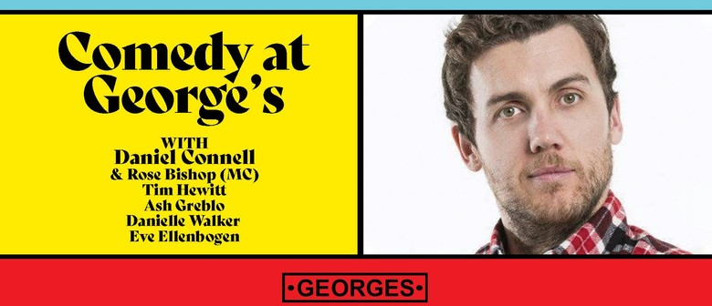 Comedy At George's – Daniel Connell
