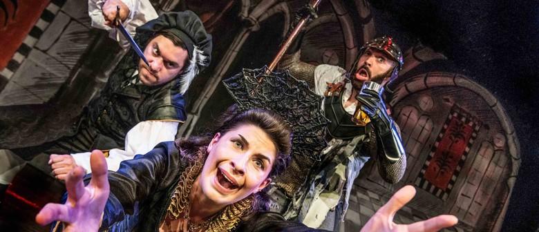 Sh*t-Faced Shakespeare – Hamlet – Adelaide Fringe