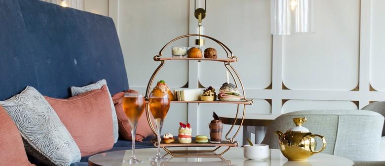 Rosé High Tea