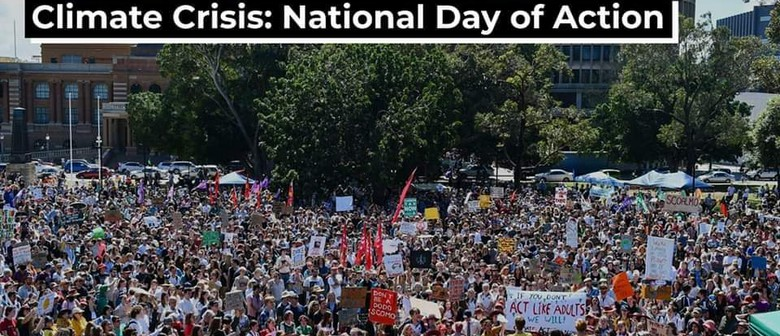 Climate Crisis: National Day of Action