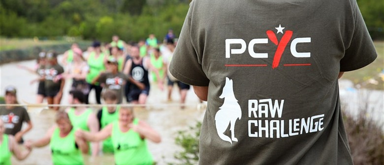 PCYC Raw Challenge Family Fun Day