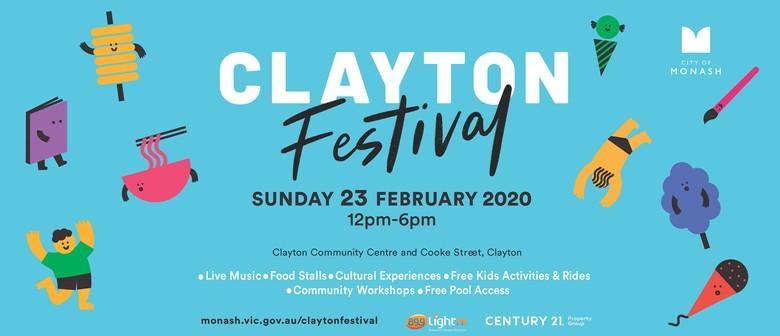 Clayton Festival 2020
