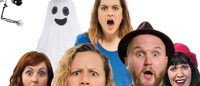 Improvilicious – Improvised Guide to Spooky Stories – MICF: CANCELLED