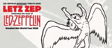 Letz Zep – UK Led Zeppelin Tribute