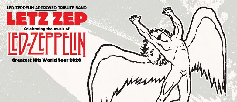 Letz Zep – UK Led Zeppelin Tribute