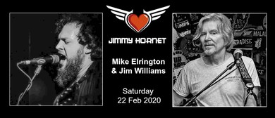 Mike Elrington and Jim Williams – Back to Back