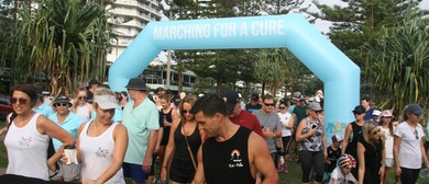 Melanoma March Coolangatta