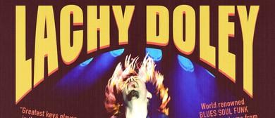Lachy Doley Group – No Key Left Unbroken Tour