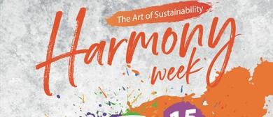 2020 Harmony Week – The Art of Sustainability