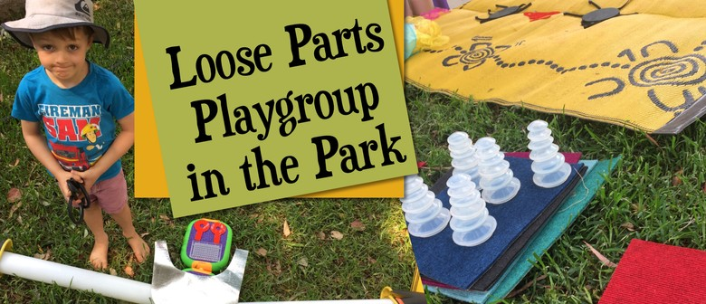 Loose Parts – Play In the Park