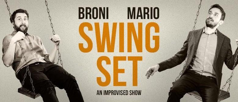 Swing Set: Improvised Comedy: POSTPONED