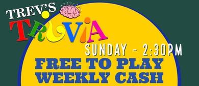Trev's Trivia Challenge: POSTPONED