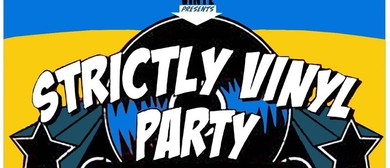 Strictly Vinyl 10th Birthday Party