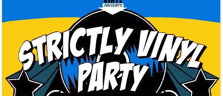 Strictly Vinyl 10th Birthday Party