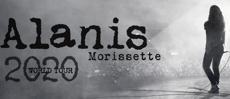 Alanis Morissette – World Tour 2020: POSTPONED