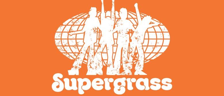 Supergrass Australian Tour: POSTPONED