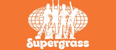Supergrass Australian Tour