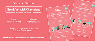 Breakfast with Champions: Fearless Females