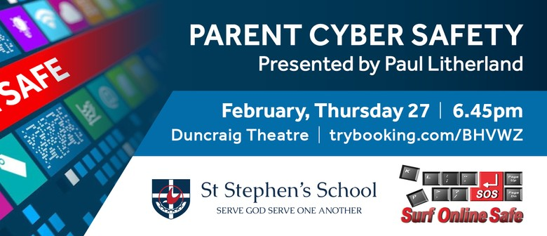 Parent Cyber Safety