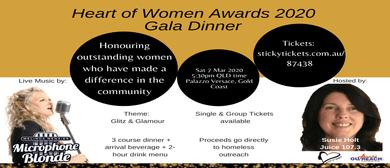 Heart of Women Awards 2020 – Gala Dinner