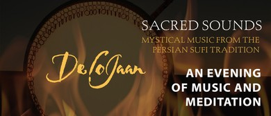 Sacred Sounds – An Evening of Sufi Music and Meditation