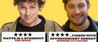 Jez Watts & Jarryd Goundrey – Melbourne Comedy Fest 2020