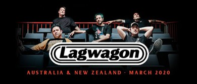 Lagwagon Australian Tour: CANCELLED