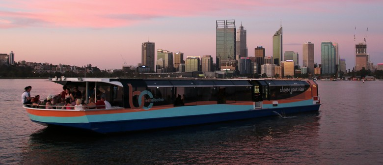 Perth's Floating Bar – Evening Sessions