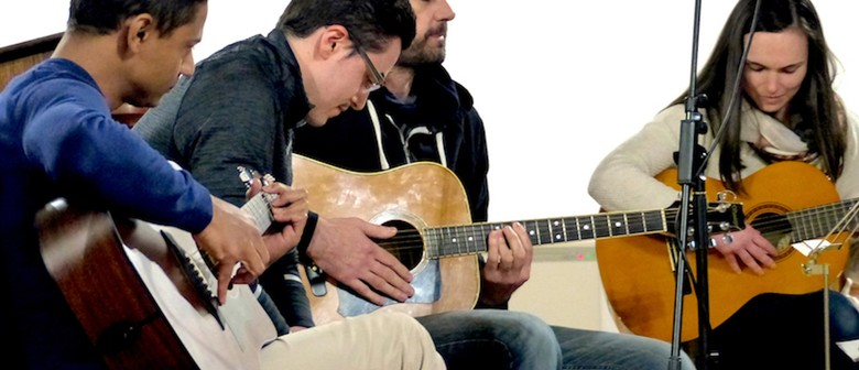 CGS Latin Guitar Quartet Auditions
