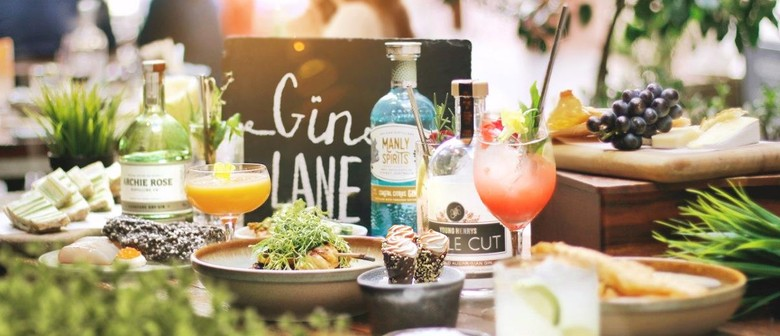 Autumn Gin Laneway | Pop-Up