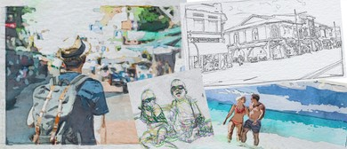 Travels With My Paintbox Painting and Drawing Workshop