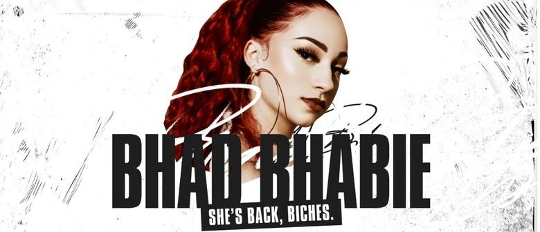 Bhad Bhabie Australian Tour: CANCELLED