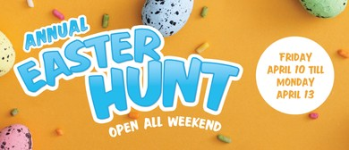 Annual Easter Hunt – Our Happiest Ever
