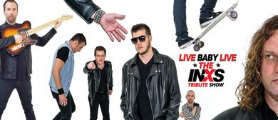 INXS Show – Live Baby Live