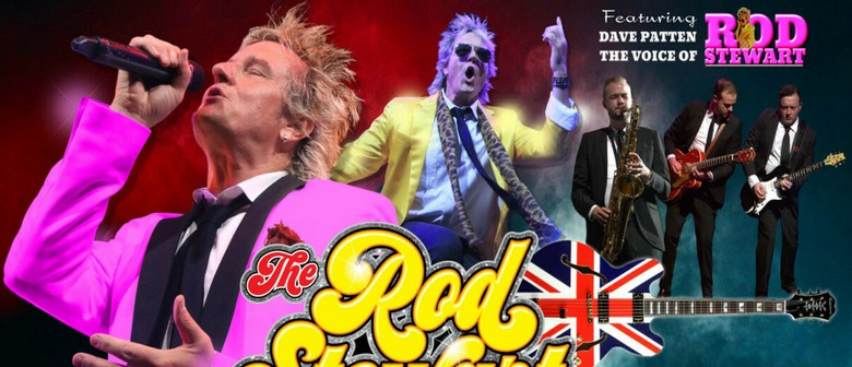 Rod Stewart and Best Of Britain Show