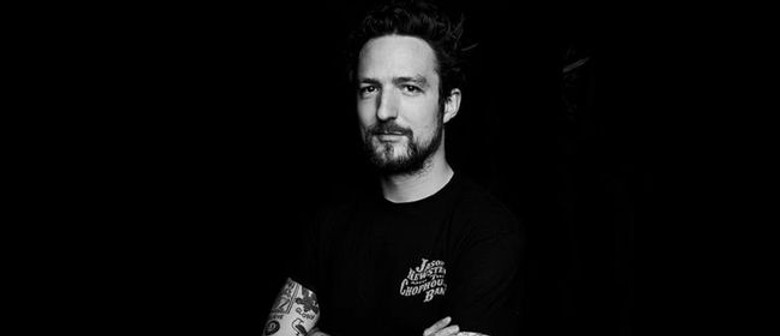 Frank Turner – Solo Southern Hemisphere Tour