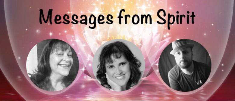 Medium Platform Audience Readings - Messages From Spirit