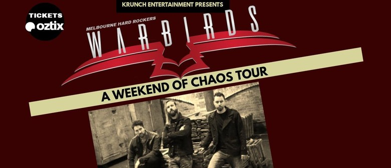 Warbirds: A Weekend Of Chaos