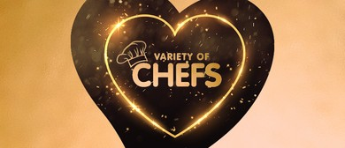 Variety of Chefs 2020: CANCELLED