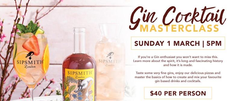 Gin Cocktail Masterclass