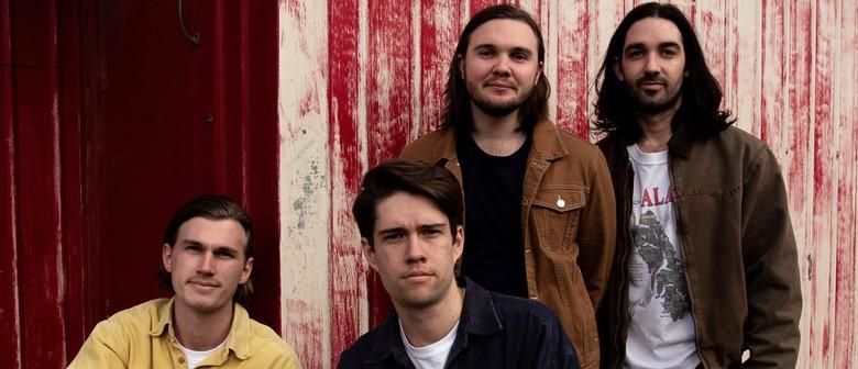 Future Haunts - Rushmore EP Tour