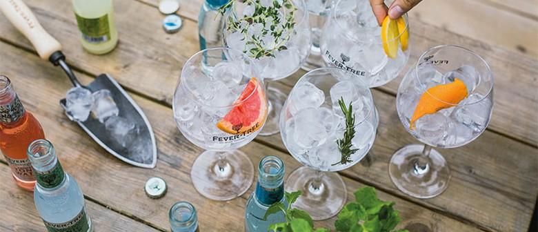 Fever-Tree Gin & Tonic Urban Bar Safari: CANCELLED