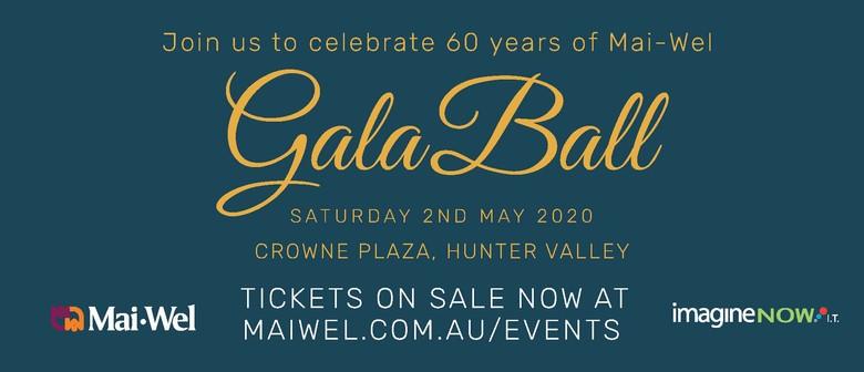 Mai-Wel's 10th Annual Gala Ball: POSTPONED